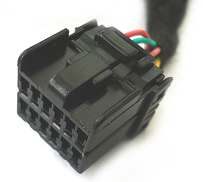 requires this 12-pin plug
