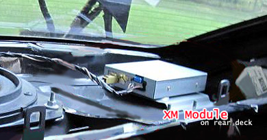 must have XM Tuner Module