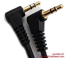3.5mm to 3.5mm Male - Male Audio Adapter Cable (6ft.)