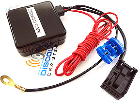 A2D-CDR30 Audio Streaming Adapter for Porsche CDR30 and CDR31 Radios