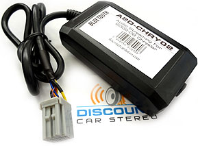 A2D-CHRY02 Audio Streaming Adapter for Select 2002-08 Chrysler