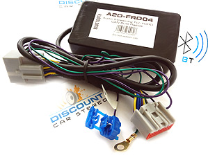 A2D-FRD04 Audio Streaming Adapter for Select 2004-10 Ford