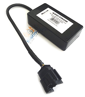 A2D-FRDW Streaming Adapter for select 1995-06 Ford/Jaguar with remote CD Changer