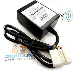 A2D-HON03 Bluetooth Adapter for Select 2003-12 Honda and Acura