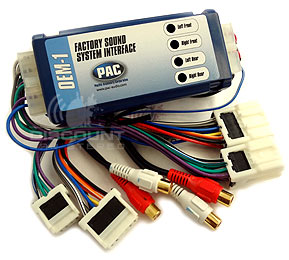 pac aoem nis add an amp interface for nissan and infiniti pac aoem nis2 add an amp interface for 1994 07 nissan and infiniti