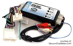 PAC AOEM-VET1 Add-an-Amp Interface for 1997-04 Corvette