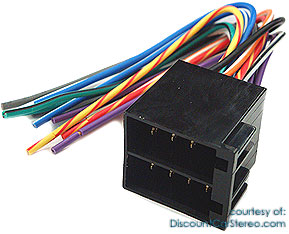 bha1784 aftermarket radio install harness in select 1983 10 euro rh discountcarstereo com aftermarket radio wiring harness diagram aftermarket radio wiring harness for 1998+ chrysler vehicles