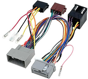 bt 1729_m bt 1729 installation harness for motorola, novero, parrot kits in parrot ck3100 wiring harness at mifinder.co