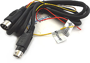 CBP-VOL Installation harness for USASpec Adapters in select 1991-00 Volvo