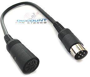 ccumra2_m ccumra2 wired remote adapter cable for clarion marine radios  at webbmarketing.co