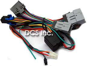 GMCSS2 Bluetooth Installation harness for select 2000-09 GM