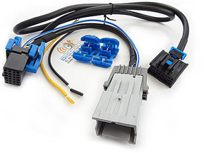 gmxm har installation harness for 2003 10 gm cl ii satellite radio module ddr