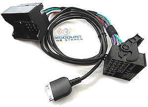 iP-CDR30 iPod Adapter for Porsche with CDR-30/31 Radio