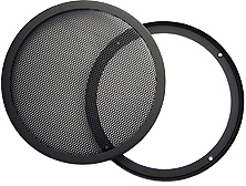 MGR Universal Metal Mesh Speaker Grill with Ring