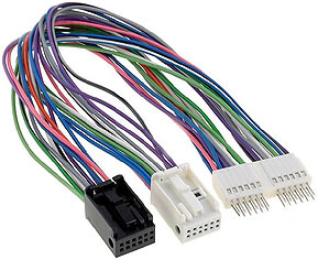 QL80310 24-pin and 12-pin x2 plug for Quadlock connectors