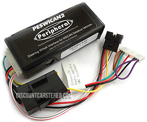 PESWICAN2 Steering Wheel Control Interface for 2000-Up Euro CAN