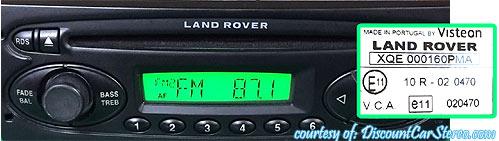 discovery 2 radio adapter
