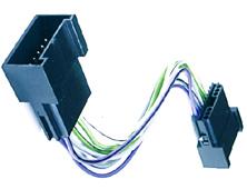 discount car stereo \u003e installation \u003e bha5513 amp bypass harness forbha5513 amp bypass harness for select 1988 01 ford premium