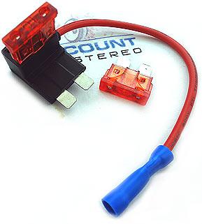 ato-tap automobile fuse box splitter