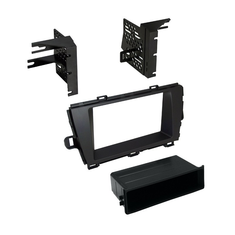 Discount Car Stereo  U0026gt  Installation  U0026gt  Bktoyk953 Aftermarket Radio Installation Kit For 2010