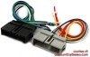 BHA1817 Aftermarket Radio Install Harness in select 1984-01 Chrysler