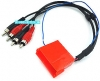 ARH-RCA Amp retention harness for select Euro Vehicles