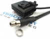 3.5F-CMD Aux Input Jack for Mercedes Comand 2.0 Radios