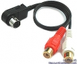 AAi-JVC Auxiliary Input Adapter Cable for JVC Radios