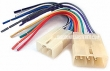 BHA1743 Aftermarket Radio Install Harness in select 1987-94 Mitsubishi