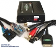 iSGM574 iPod,Bluetooth, HD/Sirius Radio Gateway for Select 2006-11 Cadillac STS