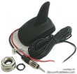 SFAS02 Universal Amplified AM, FM and GPS Shark Fin Antenna