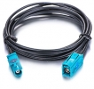 BAA64 Male to Female FAKRA Extension Cable
