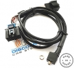 AUX-STS Aux Input Jack for 2005-11 Cadillac STS with XM Tuner