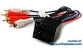BHA1784R Aftermarket Radio Install Harness in select 1987-10 Euro Vehicles