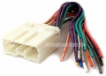 BHA7001 Aftermarket Radio Install Harness in select 1988-04 Mitsubishi