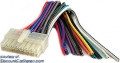 BHCLR16 Replacement Harness for select Clarion 16-pin C-BUS Radios