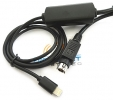 BSG5L Apple Lightning cable for Blitzsafe iPod Adapters