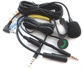 "G2-HF Optional Visor microphone/push-to talk control button kit for ""HF"" Kits"