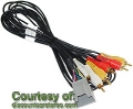 PAC GMRVD Overhead LCD Retention Harness for GM With RSE