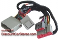 PGHFD1 Installation harness for iSimple Adapters in select 2005-Up Ford