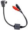 PIO/P-RCA Auxiliary Input Adapter for select Pioneer Radios