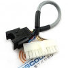 PXHFD5 Installation harness for the PXDX/PXDP in select 1998-09 Ford