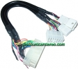 PXHTY3 Installation harness for the PXDX/PXDP in select 1998-Up Toyota