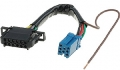 AA12-VW 8-Pin iSO to 12-Pin adapter cable for Audi and VW