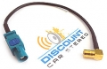 FM-SMB Factory XM antenna retention cable for aftermarket tuner
