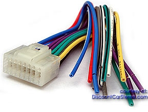 Super Discount Car Stereo Installation Bhalp16 Replacement Harness For Wiring Cloud Oideiuggs Outletorg