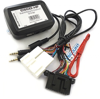 C5CD-HF Bluetooth Receiver for Corvette (C5) with CD Changer