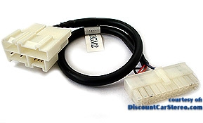 pxhgm2 harness (connect to 10-pin factory plug)