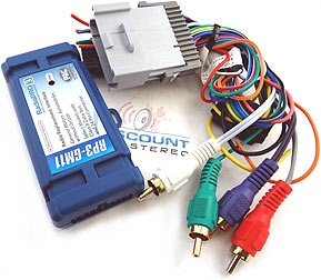 rp3-gm11 radio replacement interface for select 2000-13 gm