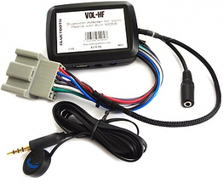 VOL-HF Bluetooth Kit for 2005-Up Volvo with AUX Mode